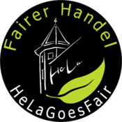 Logo HeLA goes fair